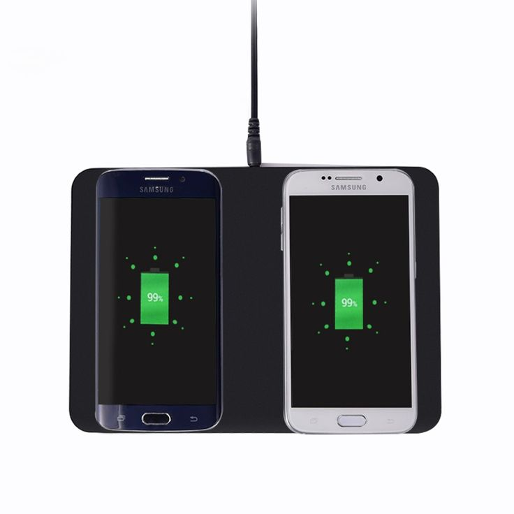 >> Click to Buy << Itian Q300 Dual Qi Wireless Charger Pad Transmitter Charging Station for Samsung S8 S8+ S7 Edge S7 Note5 S6 Edge+ S6 S6 Edge #Affiliate