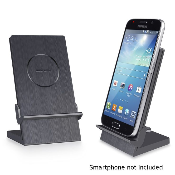 ultimus qi wireless charging dock for samsung. Black Bedroom Furniture Sets. Home Design Ideas