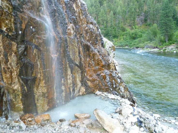 pine flats idaho | Pine Flats Hot Springs, My favorite campground... Shhh, don't tell anyone!