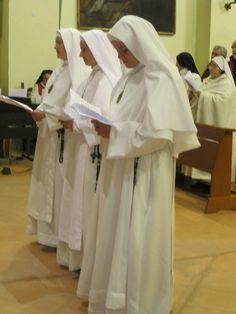 The Benedictine Daughters of Divine Will