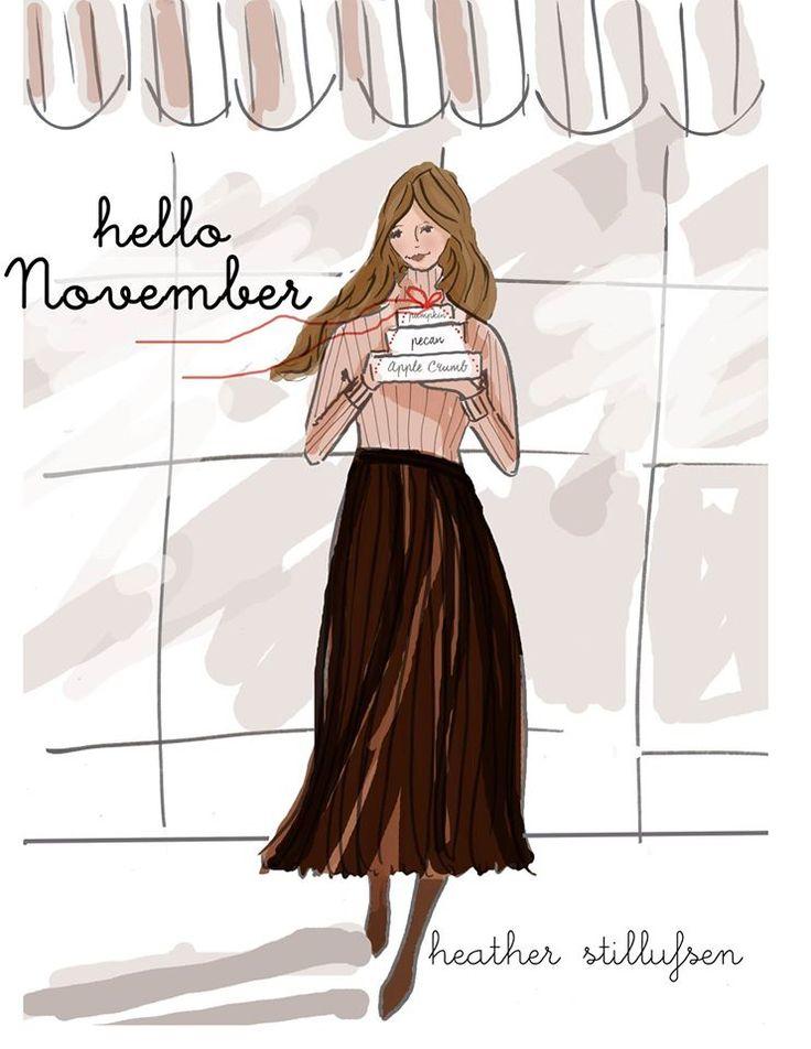 Dinsdag 1 november #2016 #RoseHillDesigns by #HeatherStillufsen