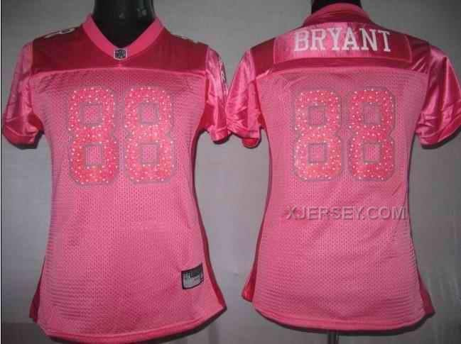 http://www.xjersey.com/cowboys-88-bryant-pink-new-women-jerseys.html COWBOYS 88 BRYANT PINK NEW WOMEN JERSEYS Only $34.00 , Free Shipping!