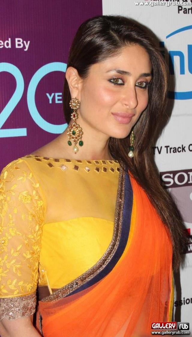Kareena Kapoor at FICCI Frames 2013 Launch Photos