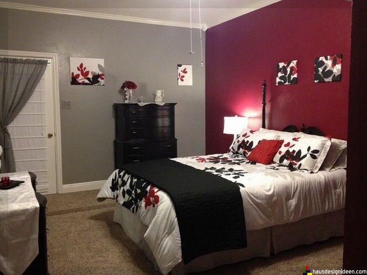 Perfect Grau Schlafzimmer Ideen Wanddekoration