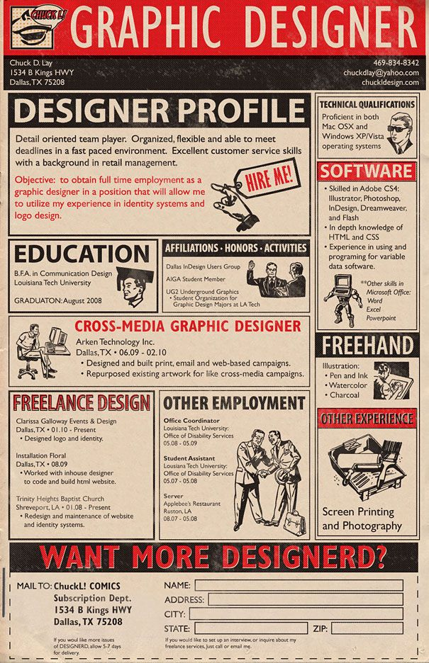 Save for Later....15 Incredibly Creative Resumes | DeMilked