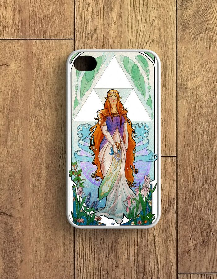Zelda Art Nouveau iPhone 4 | 4S Case
