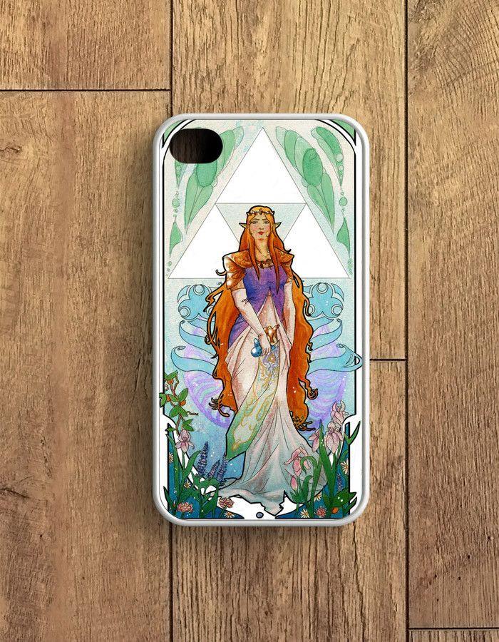 Zelda Art Nouveau iPhone 4 | 4S Case