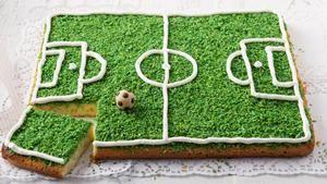 Rezept Fußballtorte