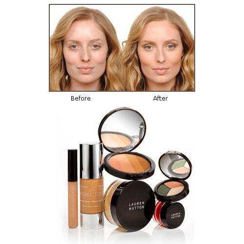 Lauren Hutton Makeup Kit : $39.20