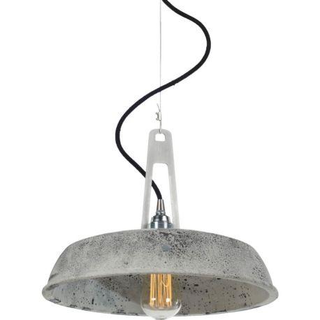 Industrialna lampa wisząca Industriola, jak sama nazwa wskazuje przeznaczona do wnętrz w stylu industrialnym inaczej fabrycznym. Oświetlenie to można wykorzystać również jako element dekoracyjny naszego wnętrza. http://blowupdesign.pl/pl/15-lampy-betonowe-gipsowe-industrialne-loft-design# #industrialdesign #lighting #hanginglamps #inudtrialdecor #concretelight #lightingstore #lamps #lampazbetonu #lampaloft
