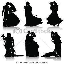 wedding line art - Google Search