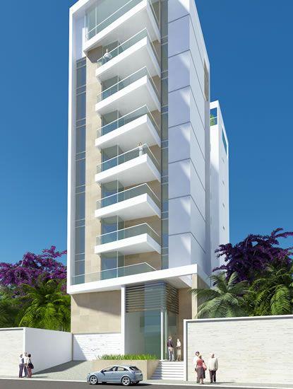 1000 ideas about fachadas de edificios modernos on for Fachadas edificios modernos
