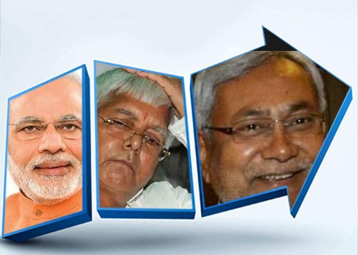 Governance over Gathbandhan: Ghar Wapsi of Nitish Kumar?