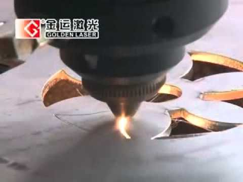 (Posted from tinymachining.com)     500W 650W YAG CNC Metal Cutting Laser Machine. E-mail yoyo@goldenlaser.org   Net: http://www.goldenlaser.com.cn   Golden Laser – a specialist manufacturer o… Video Rating: 4 / five   Read more on http://www.tinymachining.com/500w-650w-yag-cnc-metal-cutting-laser-machine/