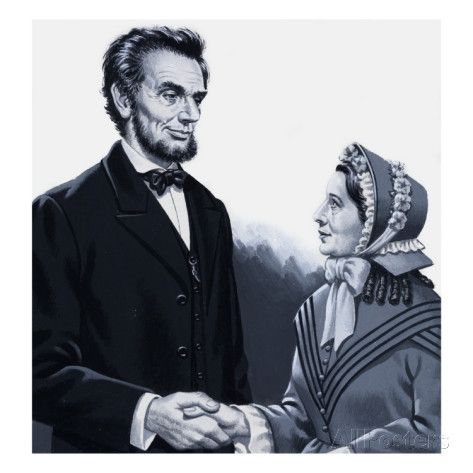 how did abraham lincoln and mary todd meet