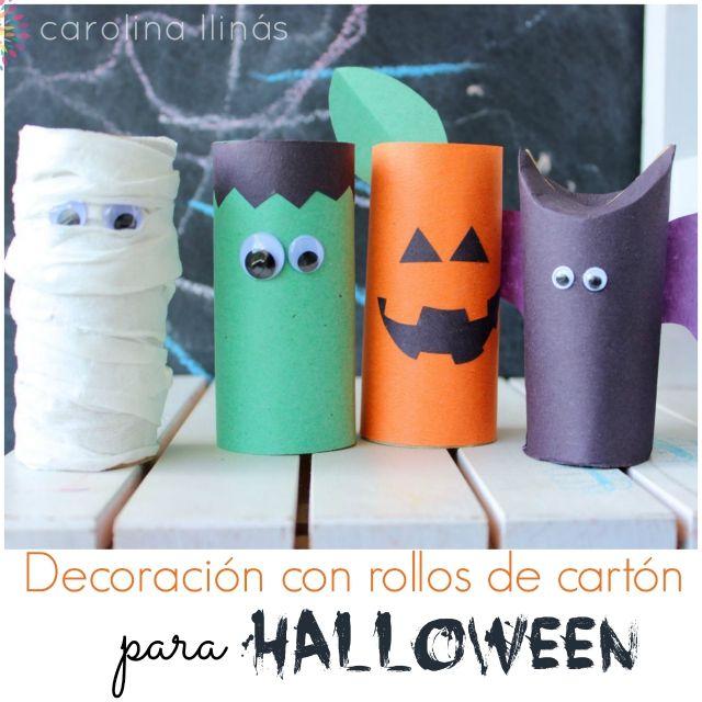 decoracion-para-halloween-que-los-niños-pueden-hacer-facil-divertida