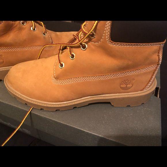 Boys Wheat Timberland Boots (Box not