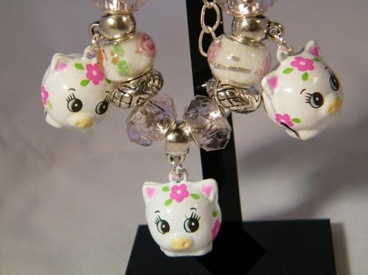 Jingle Pig Bracelet with Pig Bells -I WANT THIS!