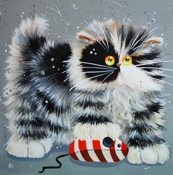 Cat & Mouse by Kim Haskins