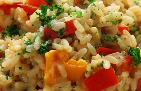 Insalata di riso mediterranea - Ricetta e proprietà curative