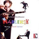 Karlheinz Stockhausen: Harlekin [CD], 15448316