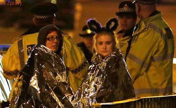 Materiál k bombě, která zabíjela v Manchesteru, prý nakoupil bratr útočníka