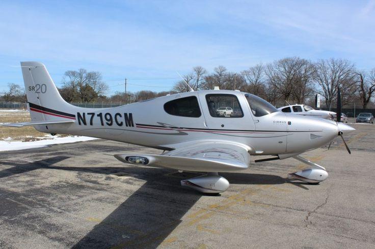 2013 Cirrus SR20 for sale in Farmingdale, NY United States => www.AirplaneMart.com/aircraft-for-sale/Single-Engine-Piston/2013-Cirrus-SR20/14084/