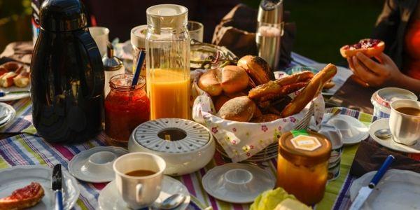 Немецкий завтрак — Frühstück