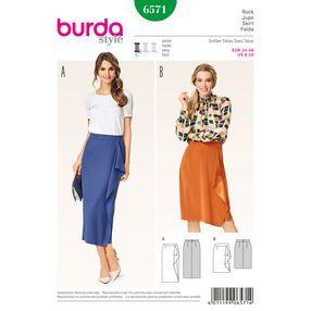 Burda Style Pattern 6571 Skirt