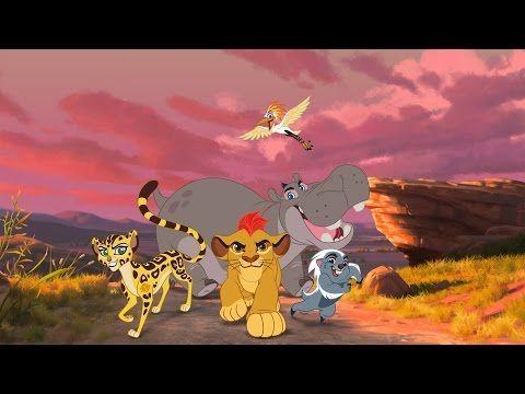The Lion Guard Season 1 Episode 1 And Episode 2