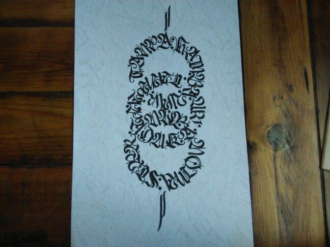#kaligrafikungfu #warthebangsat #shaolinlab #calligraphy