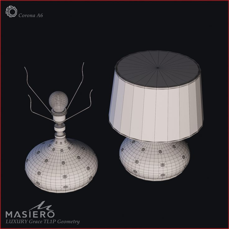 3D Model Masiero Luxury Grace TL1P | fbx max - 3D Squirrel