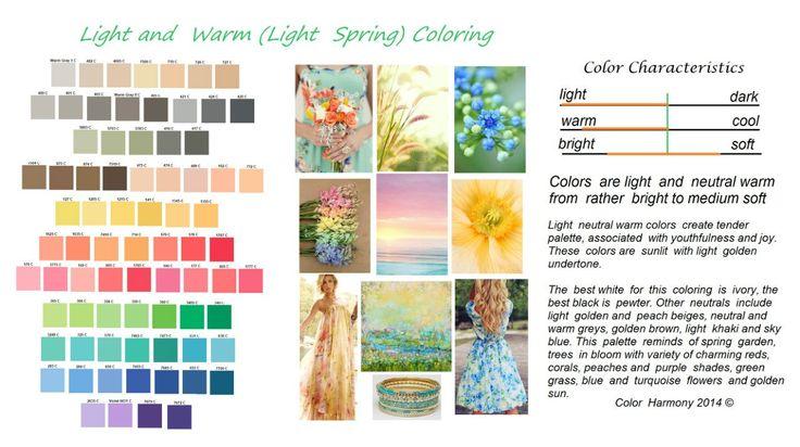 Красота, вдохновленная природой - Color Harmony - Гармония цвета