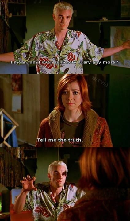 """Doomed"" (Season 4) - Buffy The Vampire Slayer"