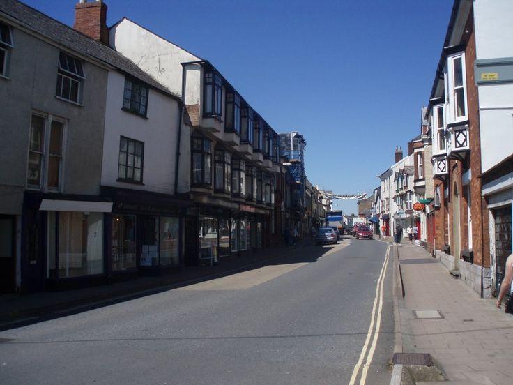 Cullompton, Devon