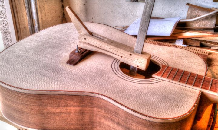 Acoustic Guitar Making For Beginners Westfarthing Woodworks Acoustic Guitar Guitar Learn Guitar