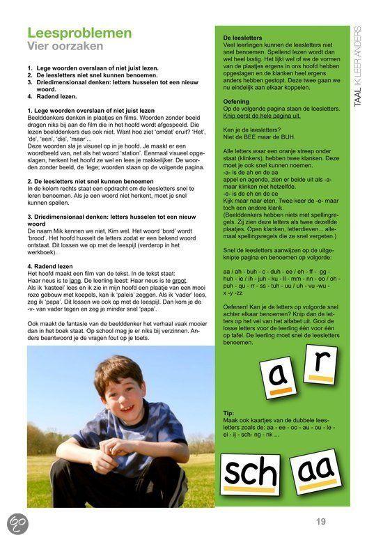 bol.com   Ik leer anders, Agnes Oosterveen-Hess   9789081613514   Boeken