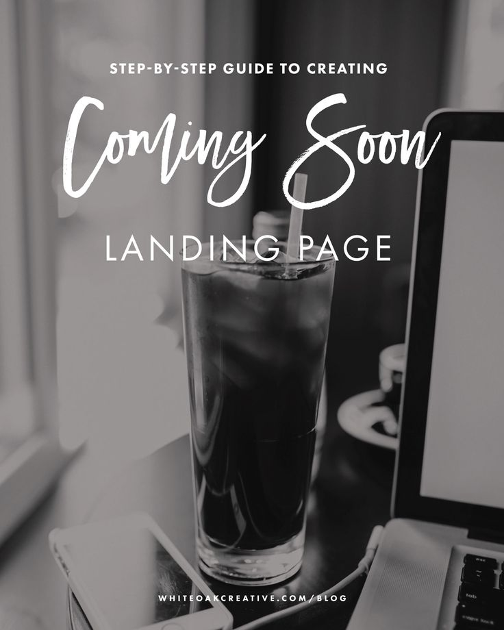 Creating a Coming Soon Landing Page in WordPress, how to start a wordpress blog