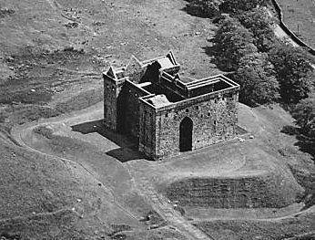 Hermitage Castle of Scotland