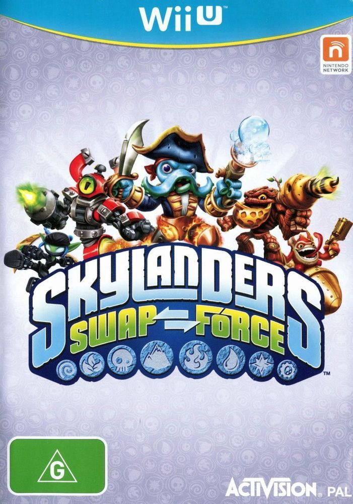 Details About Skylanders Swap Force Kids Fun Toys To Life Adventure