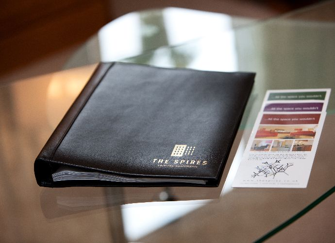 At each of our apartments, you will be greeted by a guest directory which will contain all the information you could possibly need about your new home and the local area.