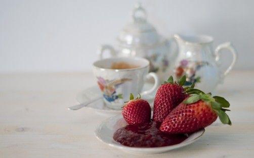 Mermelada de fresa ligera para #Mycook http://www.mycook.es/receta/mermelada-de-fresa-3/