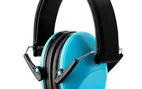 Casque antibruit Mpow Enfant: 【Technologie Réduction du Bruit】: Conçu avec une éponge antibruit, des coussins d'oreille souple et des…