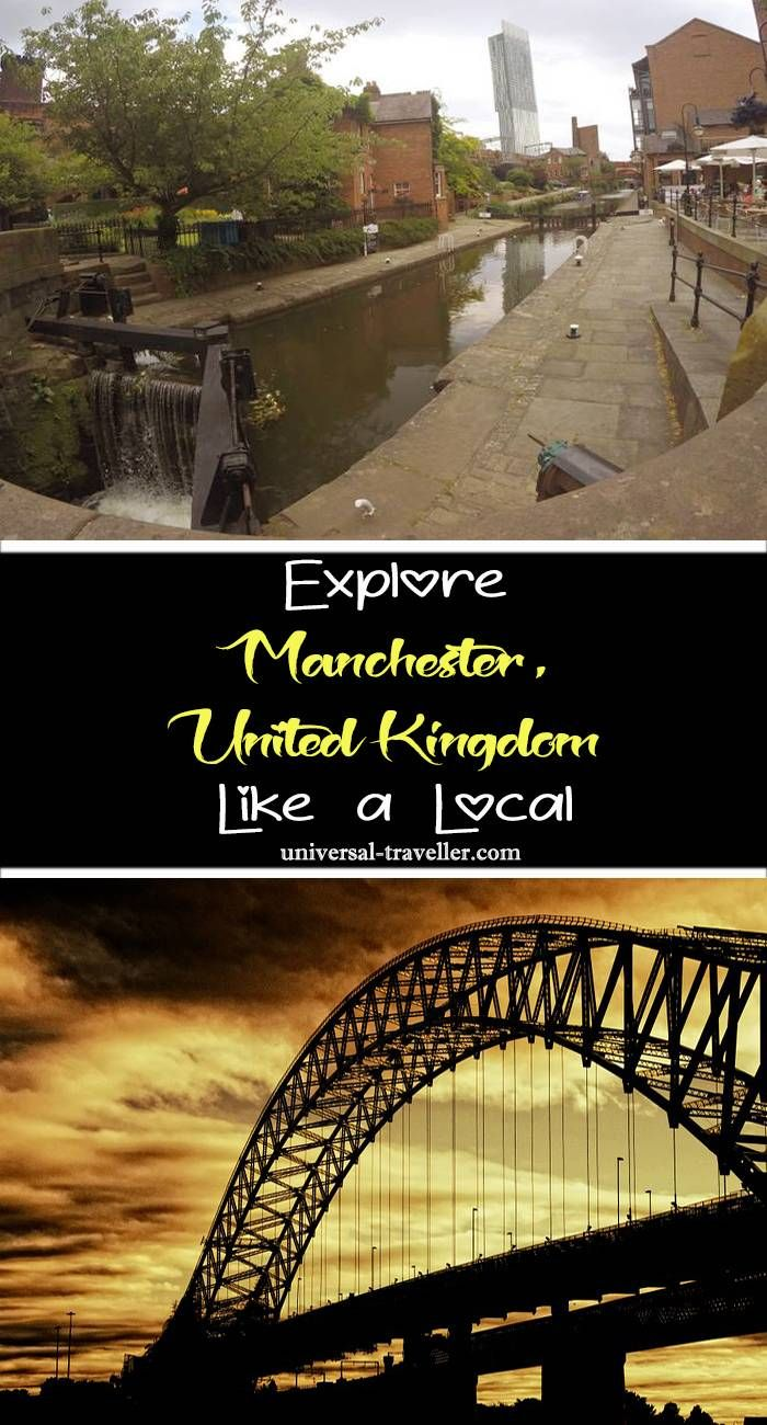 How to Explore Manchester, United Kingdom like a Local. Find here Manchester points of interest and places to visit in Manchester. This Manchester guide provides tips on things to do in Manchester, what to do in Manchester, where to go in Manchester, activities in Manchester and tourist attractions in Manchester. Find here the best things to do in Manchester and the most interesting Manchester Tours.