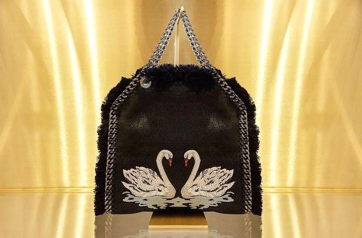 Stella McCartney's urban chic Falabella bag