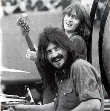John Bonham & John Paul Jones