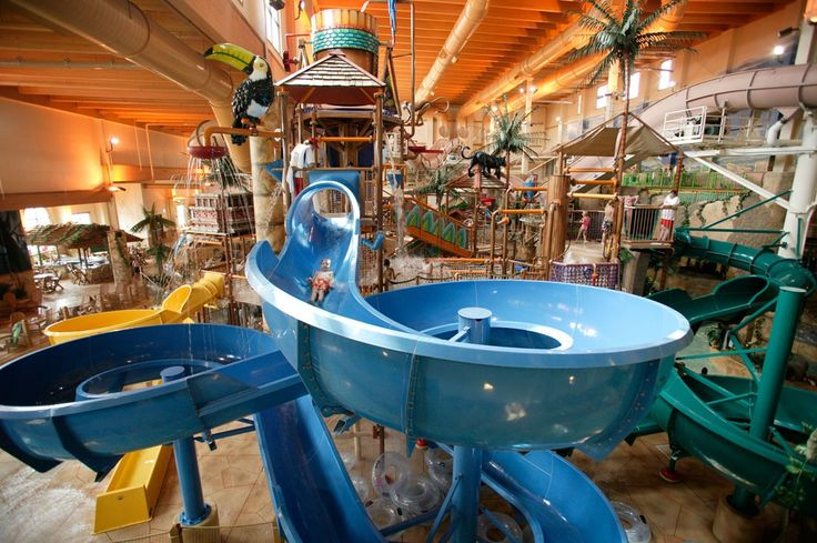Chula Vista - Wisconsin Dells....we'll be going here as well. Can't wait!