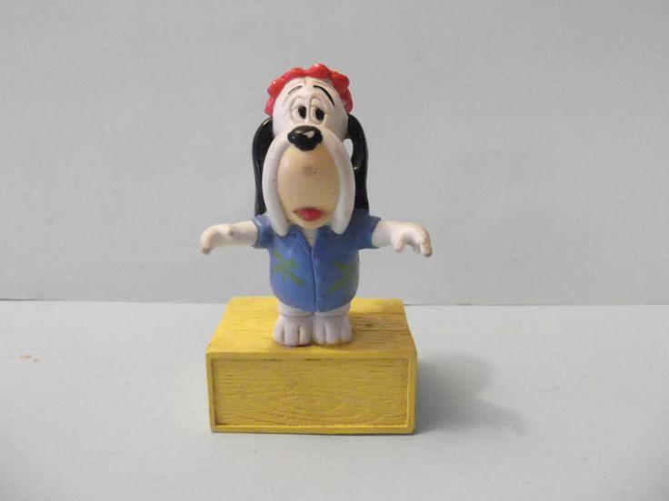 1989 Hanna Barbera Droopy Dog wearing Hawaiian Shirt ...