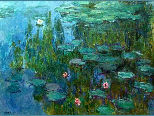 Рассказ о одном выдавливающихся художников импрессионистах, о Клоде Моне.