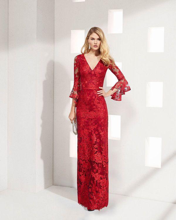 0c3ee585c1bf 140 vestidos de fiesta largos 2019: ¡la elegancia siempre será ...